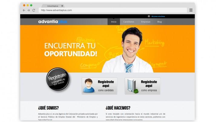 Web Advantiaplus