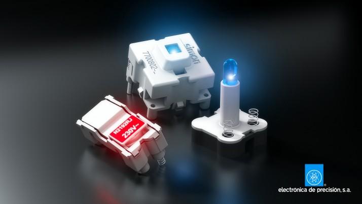 Render 3D Edep