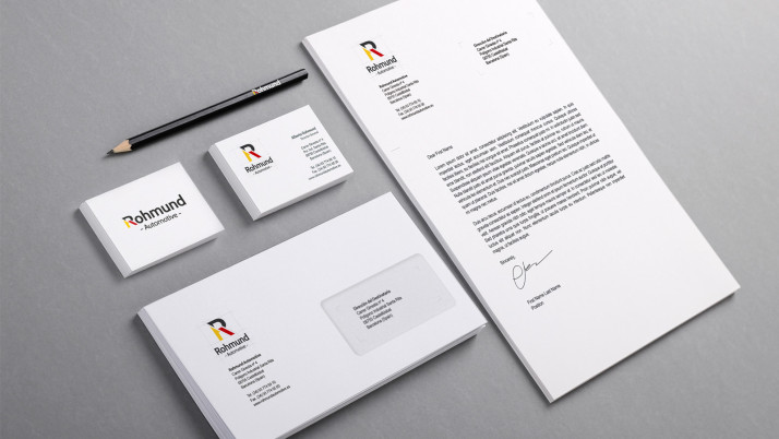 Branding Rohmund Automotive
