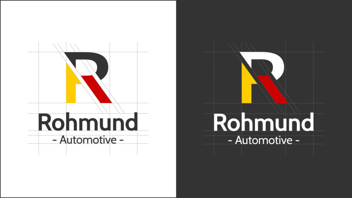 Logo Rohmund Automotive