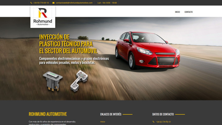 Web Rohmund Automotive