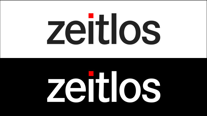Logo zeitlos
